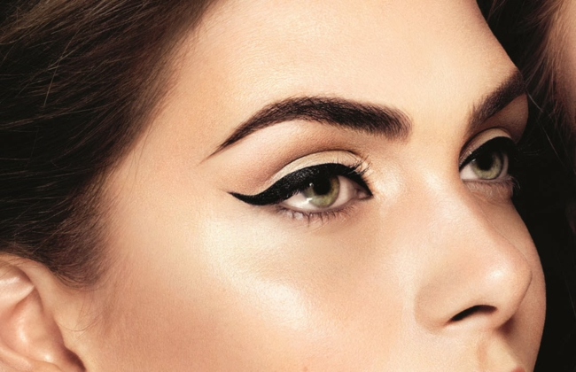 tendance maquillage 2019 ligneur yeux