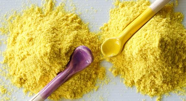 épices bonne humeur poudre jaune