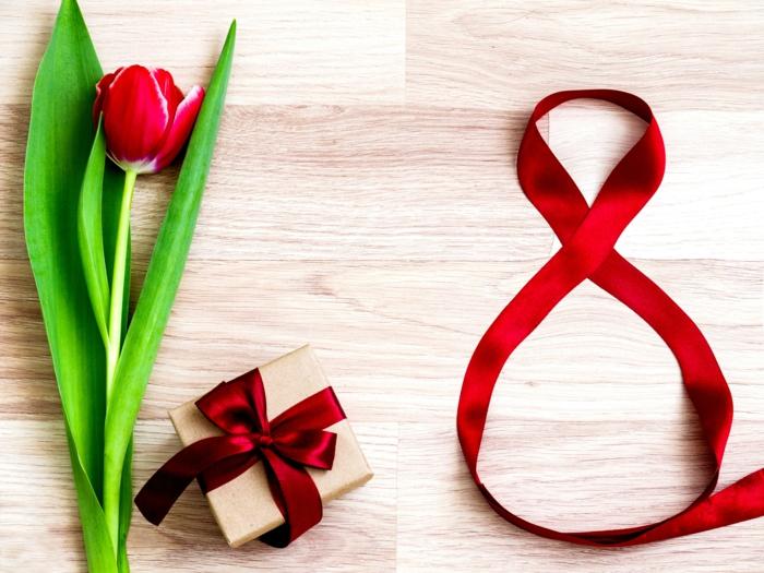 cadeau 8 mars journée de la femme