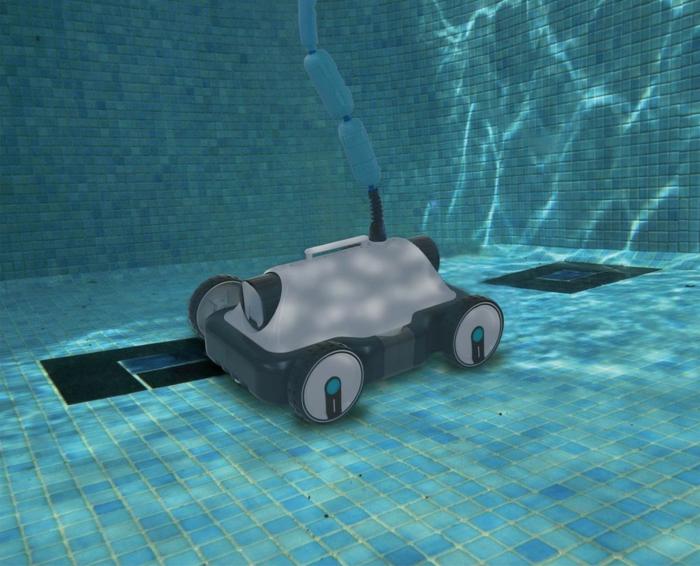 choisir robot piscine entretien piscine