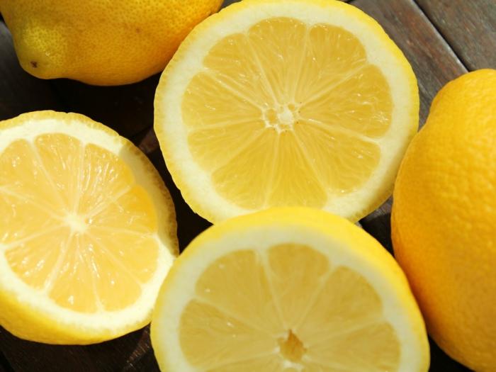 citron idée pour blanchir le linge