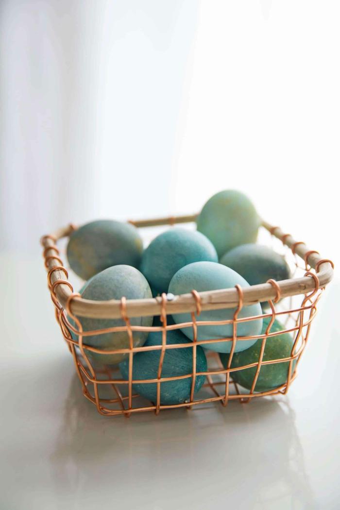colorant naturel idée oeuf de pâques