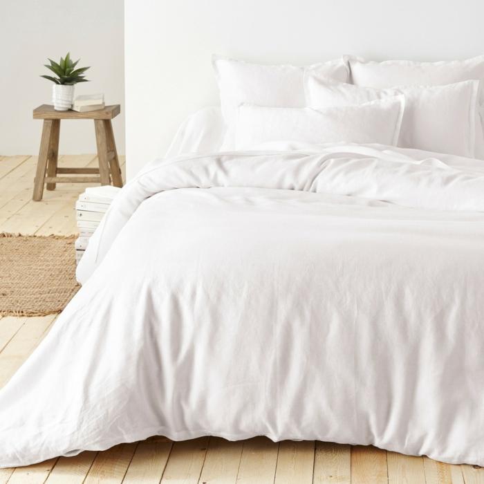 comment blanchir le linge de lit