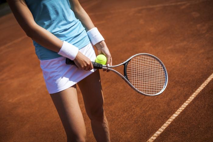 déco intérieur idées recyclage de raquette de tennis