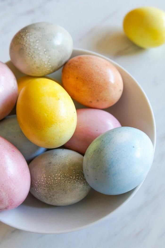 diy colorant naturel oeuf de pâques