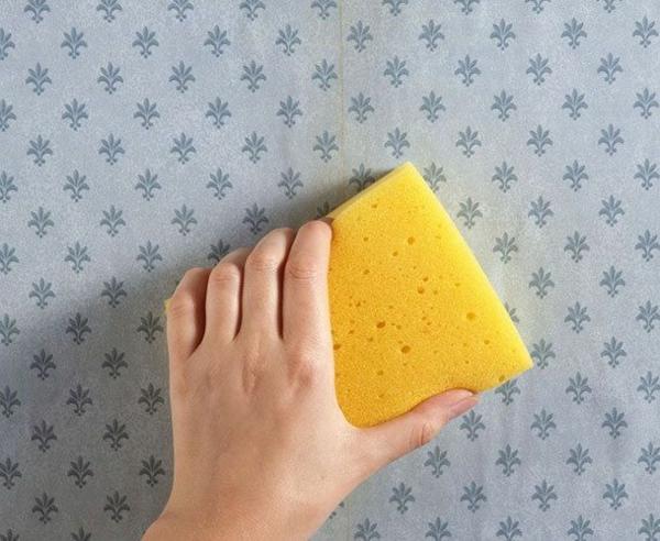 humidifier tapisserie décoller du papier peint