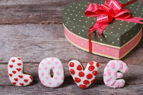 idée de déco saint-valentin à faire soi-même gâteaux thématiques