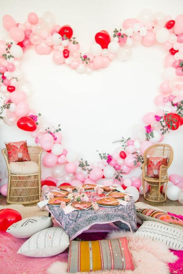 idée de déco saint-valentin à faire soi-même pour elle