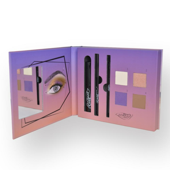 palette Desert Dream maquillage vegan yeux