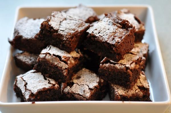 plante cacahuète gâteau au chocolat