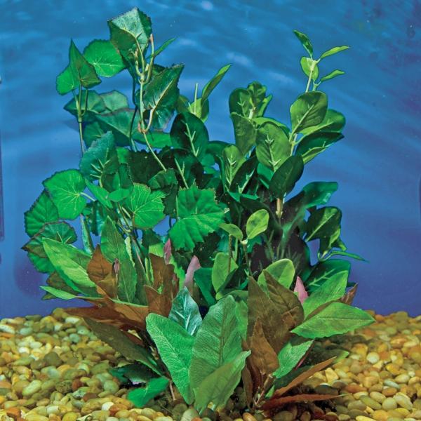 plante d'aquarium plante artificielle