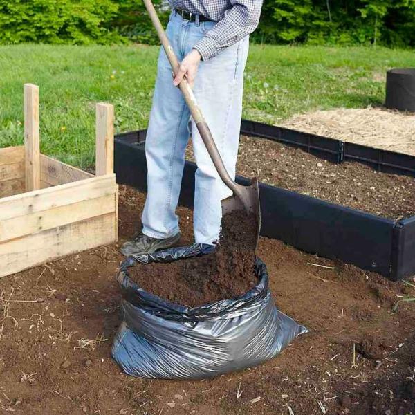 planter les pommes de terre en plastique