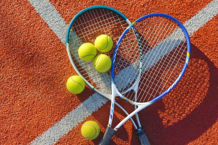 raquette de tennis idées recyclage