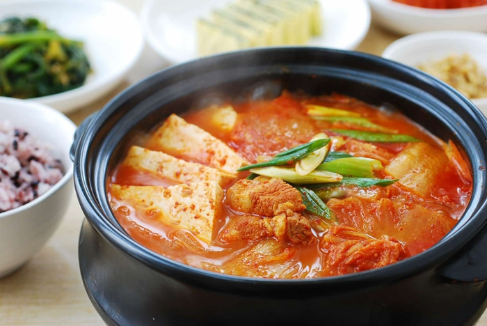 recette kimchi avec de la viande