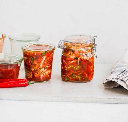 recette kimchi