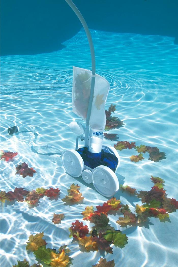 robot piscine Zodiac F5 Polaris entretien piscine