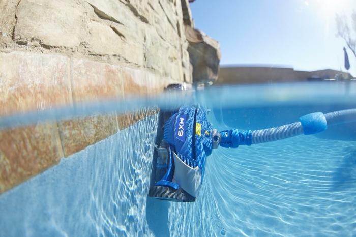 robot piscine hydraulique Zodiac MX9