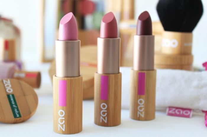 rouge à lèvres bio maquillage vegan