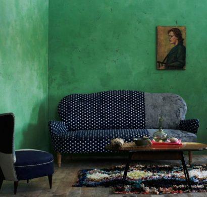 peinture vert émeraude
