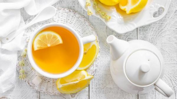thé à éviter de boire du citron dans le thé