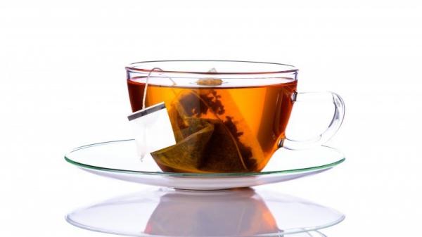 thé à éviter de boire sachet dans le verre