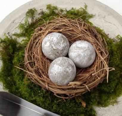 Comment faire des œufs de Pâques décoratifs