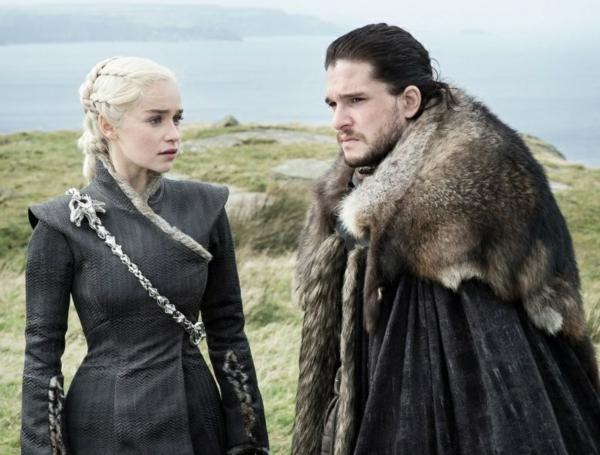 La série Games of Throne reçoit 22 nominations pour les prochains Emmy's Awards le 12 juillet 2018