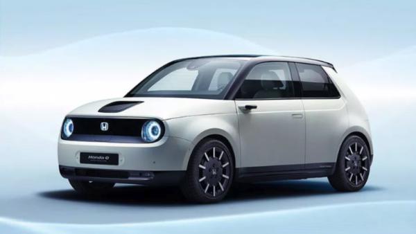 Salon de l'automobile 2019 à Genève Honda E Prototype