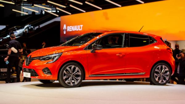 Salon de l'automobile 2019 à Genève Renault Clio