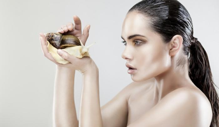 bave d'escargot cosmétique