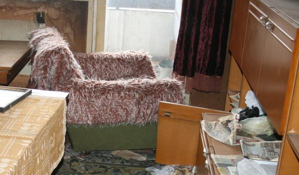 bien-être à la maison vieux meubles