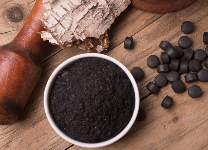 charbon végétal bienfaits