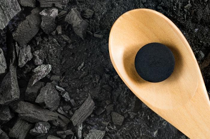 charbon végétal contre mauvaises odeurs