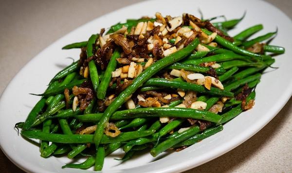 comment diminuer le cholestérol des haricots verts