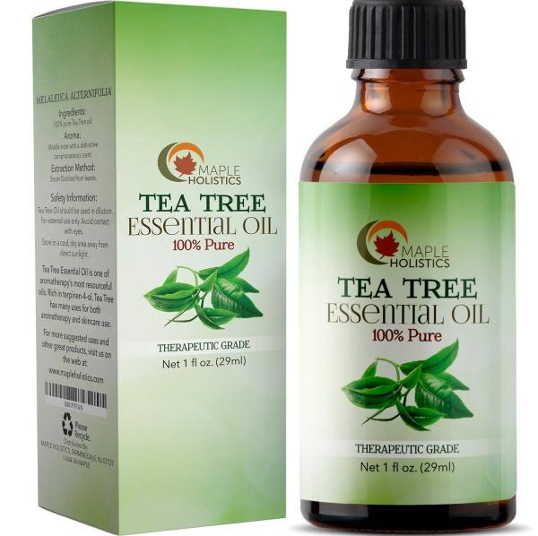comment utiliser les huiles essentielles arbre à thé