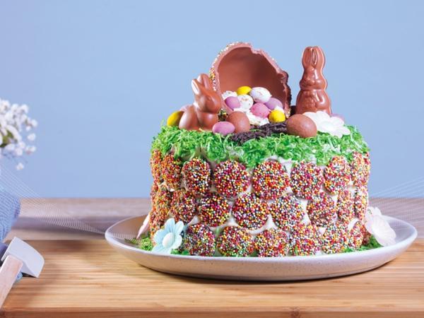 idée activité manuelle pâques diy gâteaux de pâques
