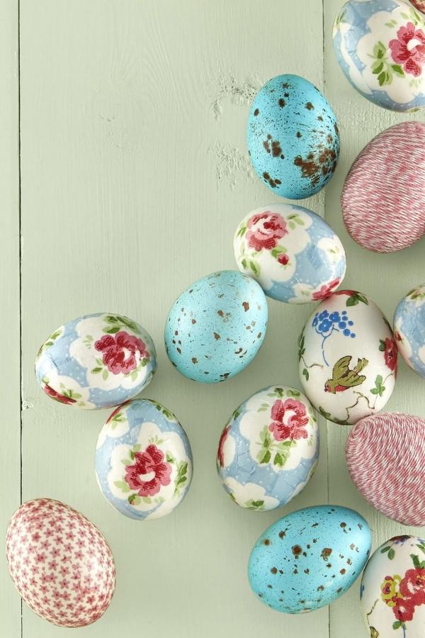 idées bricolage de Pâques maternellede grande fantaisie