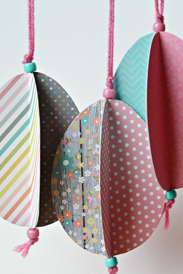 idées bricolage de Pâques maternelleornements de Pâques