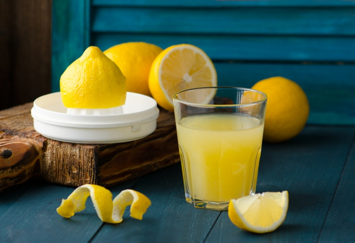 jus de citron consils comment blanchir les dents