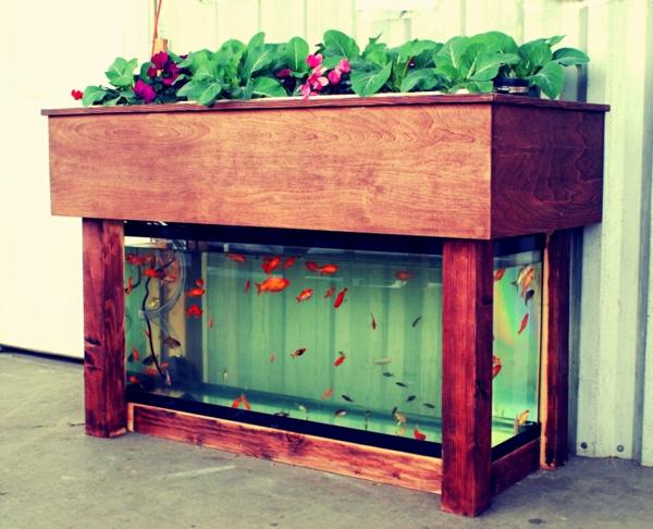 kit aquaponie design système aquaponique