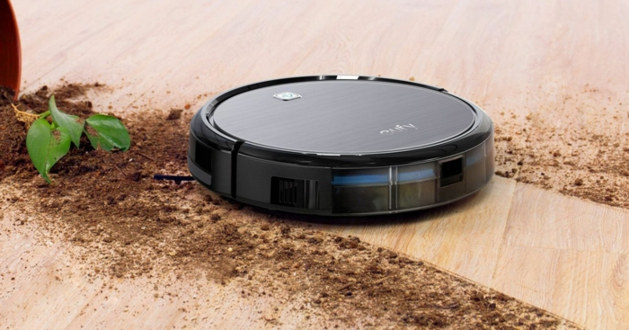 nettoyage aspirateur robot