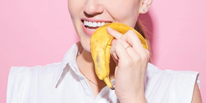 peau de banane pour blanchir les dents