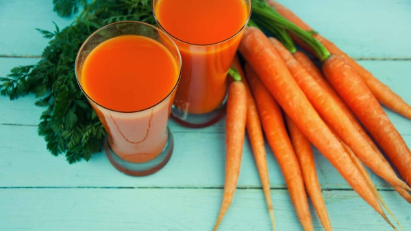 planter des carottes jus frais