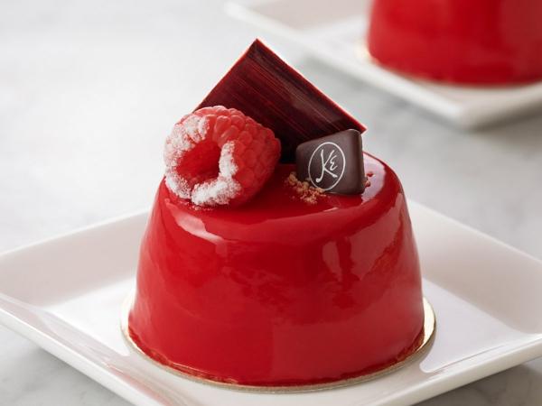 que faire avec des framboises un dessert exquis