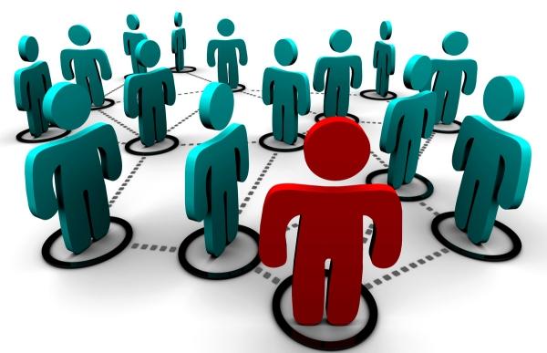 réseau social le pouvoir de la communication