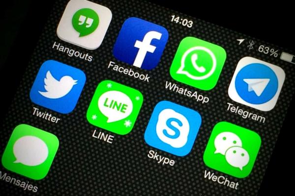 réseau social les plus populaires
