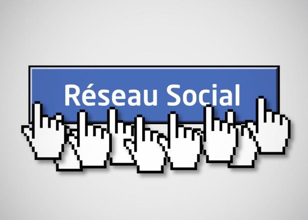 réseau social un grand réseau social