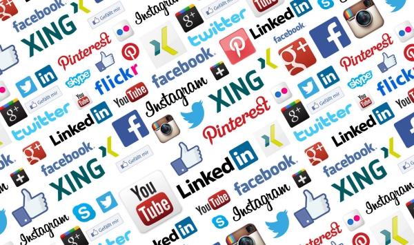 réseau social variété de réseaux sociaux