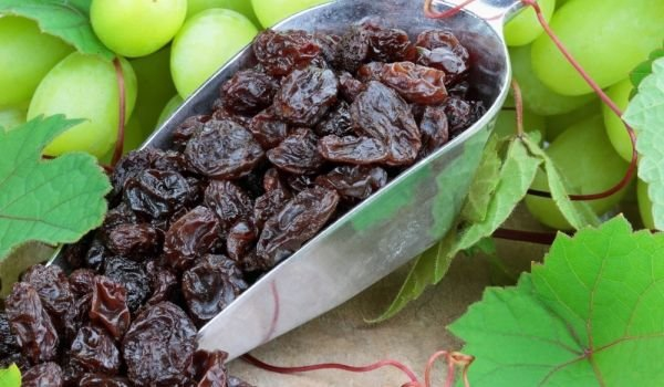 raisin sec du naturel