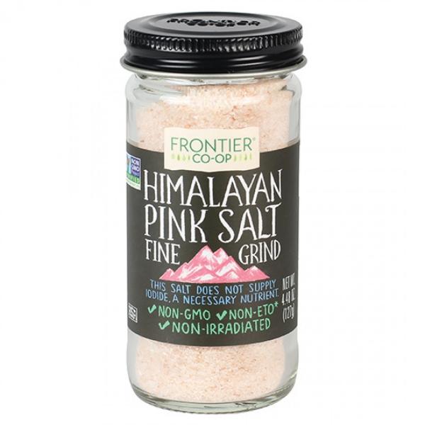 sel rose d'Himalaya nutritif nécessaire